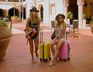 Возьми в путешествие лучшее! Высококачественные чемоданы со скидкой 50% от интернет-магазина chemodanchik.kz!