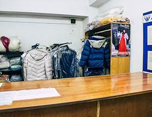 Химчистка различных изделий, чистка одежды и многое другое со скидкой 50% от химчистки Мойдодыр!