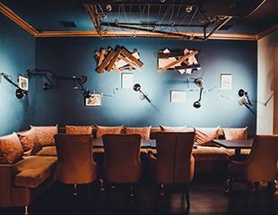 Чердак – место, где чужие не ходят! Скидка 50% на все меню кухни и бара в рестобаре CheerDuck!