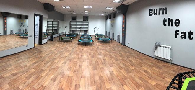 Фитнес-зал Elbarco, 2