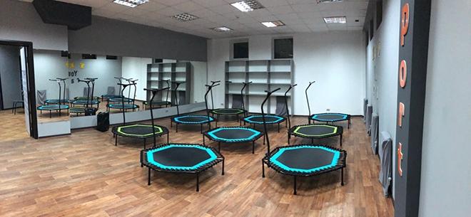 Фитнес-зал Elbarco, 3