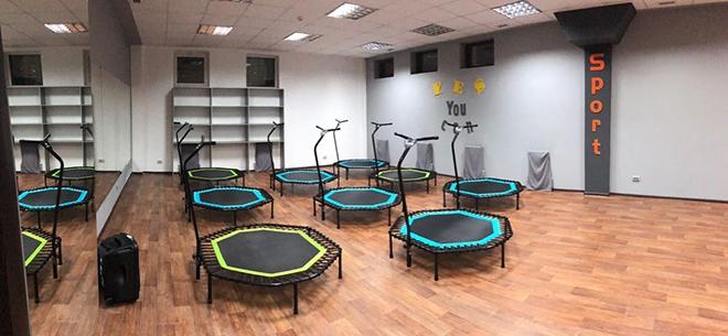 Фитнес-зал Elbarco, 4