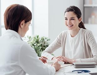 Ранняя диагностика заболеваний шейки матки, гинекологическое обследование, прием маммолога в клиническом центре профессора Мустафаева С. У. со скидкой до 61%!