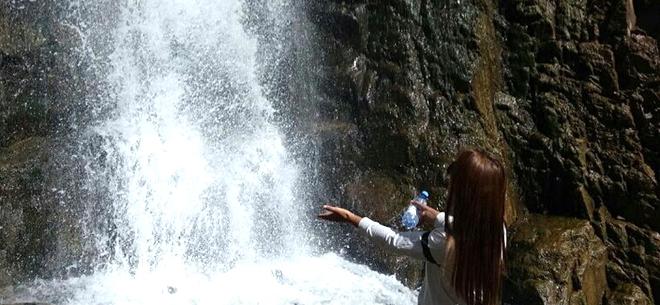 Тургеньские водопады, 2