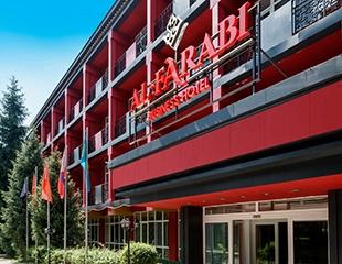 Для жителей и гостей города: проживание в гостинице Al Farabi Business Hotel со скидкой 50%!