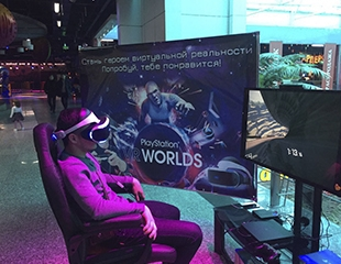 Виртуальная реальность ждет Вас! Погрузитесь в захватывающие приключения с PlayStation VR со скидкой до 52%!