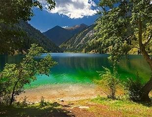 Насладитесь красотами родной земли! Отправьтесь в двухдневный тур на Чарын и озеро Кольсай! Скидка 19%!