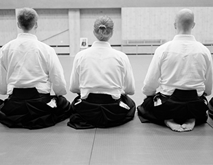 Айкидо и катори синто-рю в Академии японских боевых искусств со скидкой до 55%!