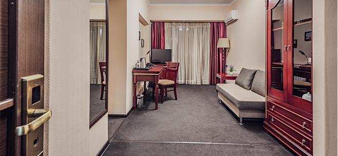 Гостиница Almaty Hotel (Алма-Ата), 2