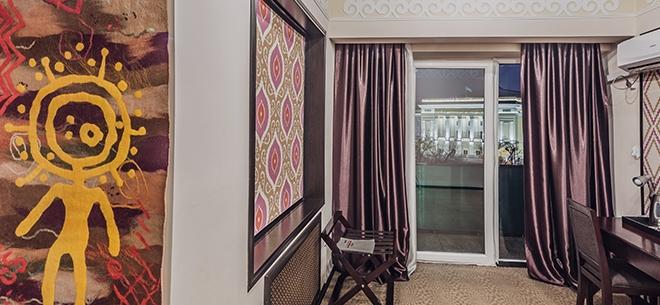 Гостиница Almaty Hotel (Алма-Ата), 4