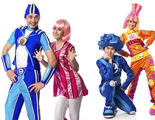 Праздничное веселье! Услуги аниматоров, шоу мыльных пузырей, ростовые куклы и даже пони от компании Золотой ключик со скидкой до 50%!