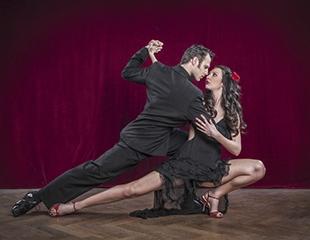 Современная театральная хореография, аргентинское танго «Нуэво» с элементами акробатики от Театра Chudes Карины Шум со скидкой до 78%