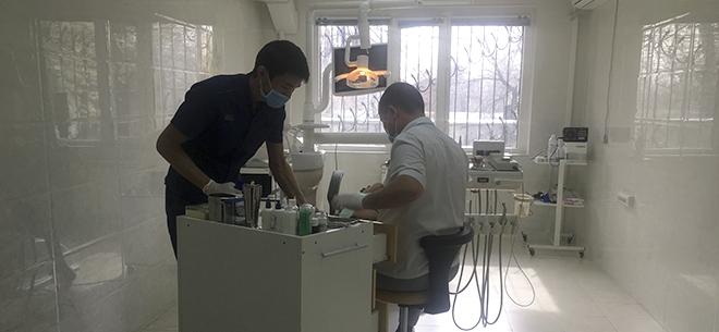 Стоматология Жанга Шипа, 8