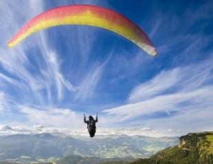 Fly Trek: полеты на параплане в тандеме с инструктором со скидкой 50%!