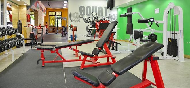 Тренажерный зал Enjoy Fitness Atlantic city, 4