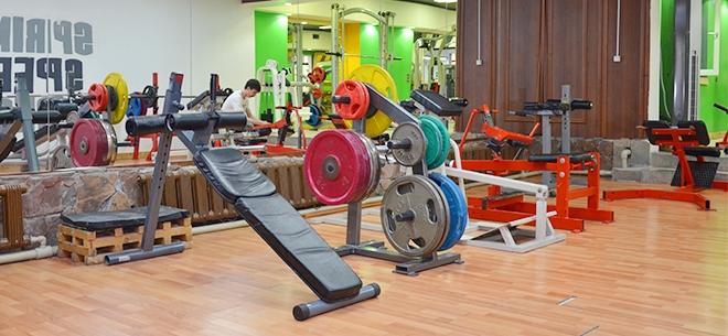 Тренажерный зал Enjoy Fitness Atlantic city, 5