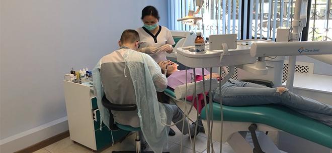 Стоматолог Баирамов Эльнур, 1