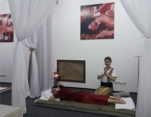 Расслабление в лучших традициях Тая! Массаж различных зон с использованием масел, а также чайная церемония в Platinum Thai and Chinese Luxury SPA! Скидка 50%!