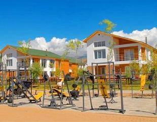 Майские праздники на озере Иссык-Куль! Проживание в отеле VIP-класса «Каприз» со скидкой 35% от туристической компании «Трио»!