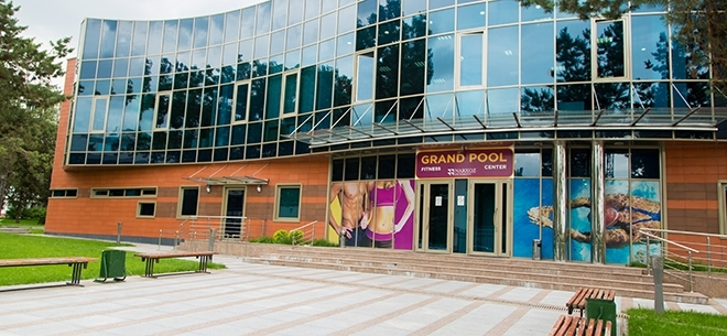 Спортивный комплекс Grand Pool, 10