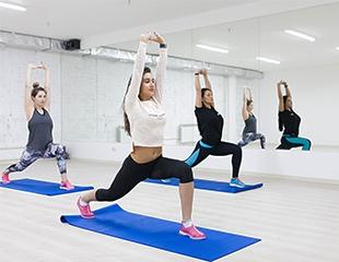 Бокс, джиу-джитсу, силовая аэробика и фитнес-йога со скидкой до 59% в залах Bosstan Gym!