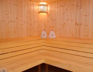 Душевный отдых по-фински! Посещение финской сауны со скидкой до 51% в салоне эстетики тела Grace!