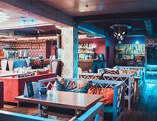 Смотрим ЧМ 2018!Пенные сеты на компанию в чилаут-кафе Чойхона №1 со скидкой 50%!