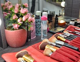 Узнай себя получше! Курс «Сам себе визажист» со скидкой 67% в студии красоты Makeupstudio.kz!