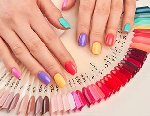 Яркий вид! Различные виды маникюра, педикюра и наращивания ногтей в студии красоты Wowbeauty со скидкой до 59%!
