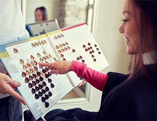 Различные виды окрашивания и уходовые процедуры для волос в SPA-центре My Club со скидкой до 50%! Подарок каждому клиенту: SPA-терапия для рук теплым парафином!