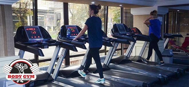 Body Gym на пр. Назарбаева, 3