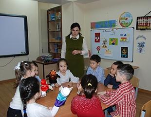 Программа раннего развития для детей от 4 до 6 лет со скидкой 50% в образовательном центре Interkids!