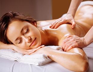Шикарный массаж в комплексе EM BU SU! Расслабляющий, лечебно-восстановительный, антицеллюлитный и другие виды массажа со скидкой  до 69%!