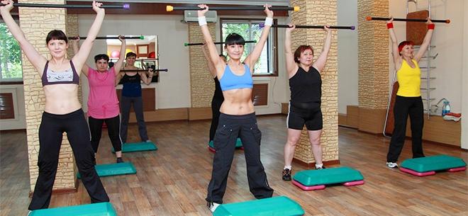 Фитнес клуба «FitnessLife», 1