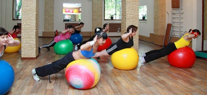 Фитнес клуба «FitnessLife», 2