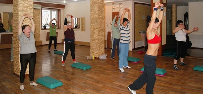 Фитнес клуба «FitnessLife», 3