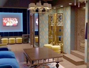 Аренда караоке-кабинок со скидкой до 80% в Oscar Cinema and Cafe!