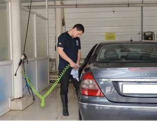Лоск Вашего автомобиля! Мойка кузова и салона, воск + ароматизация салона в Luxury car wash со скидкой 50%!