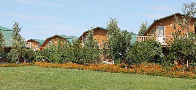База отдыха Alateniz на озере Алаколь, 7