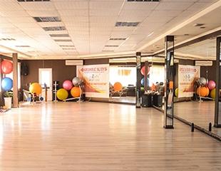 Шейпинг, калланетика, аэробика и фитнес — все в одном комплексе Ш.К.А.Ф.! Скидка до 59% на различные занятия в фитнес-клубе Sport Line Z!