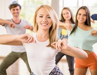 Давайте танцевать! Скидки до 60% на различные танцевальные направления в студии Импульс!