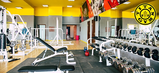 Titan Gym, 3