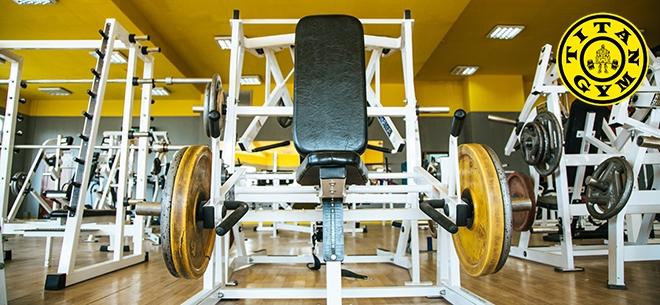 Titan Gym, 4