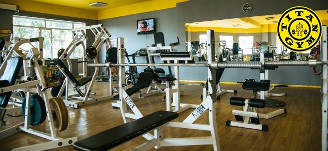 Titan Gym, 5