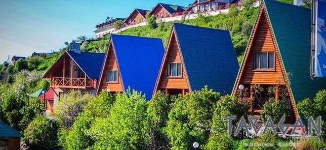 Горнолыжный курорт Табаган, 3