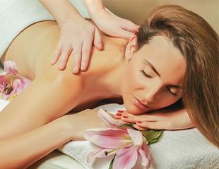Массаж для здоровья и красоты! Общий лечебный, классический и антицеллюлитный массаж в салоне красоты АРУ со скидкой до 71%!