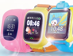 Подарок с пользой! Скидка до 30% на все виды GPS-часов от компании Wonlex.kz