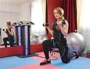 Идеально подтянутое тело всего за 25 минут! EMS-тренировки со скидкой до 50% в Smart Fit EMS!