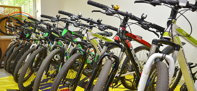 Салон Ski & Bike, 2