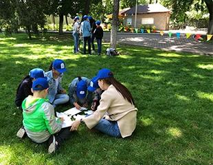 Весело и с пользой! Летний лагерь для одарённых детей от 6 до 14 лет в языковой школе Bastau со скидкой до 51%!